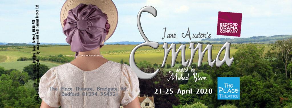 Banner for Jane Austen's Emma